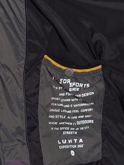 Куртки Luhta                                                                                                              серый цвет