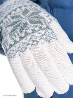 Перчатки Luhta                                                                                                              белый цвет