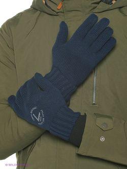 Перчатки Luhta                                                                                                              синий цвет