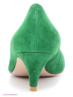 Туфли Tervolina                                                                                                              зелёный цвет