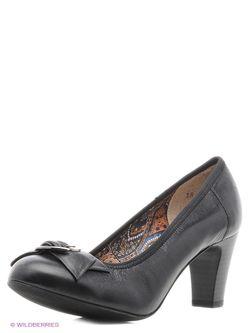 Туфли Ralf Ringer                                                                                                              чёрный цвет