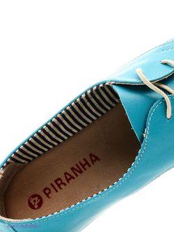 Ботинки Ralf Ringer                                                                                                              Бирюзовый цвет