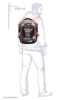 Рюкзаки Ogio                                                                                                              оранжевый цвет