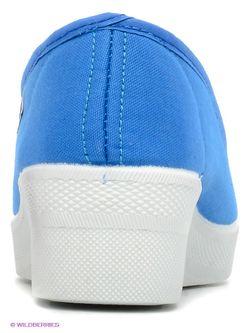 Кеды Face                                                                                                              синий цвет