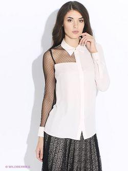 Блузки Guess                                                                                                              Персиковый цвет