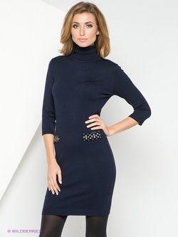 Платья Femme                                                                                                              синий цвет