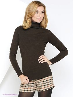 Джемперы Femme                                                                                                              коричневый цвет