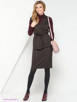 Юбки Femme                                                                                                              коричневый цвет