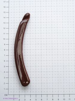 Заколки Migura                                                                                                              коричневый цвет