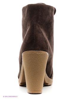 Ботинки Befree                                                                                                              коричневый цвет