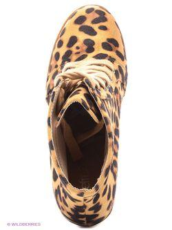 Ботинки Befree                                                                                                              бежевый цвет