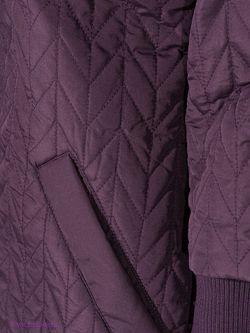 Пальто Oodji                                                                                                              фиолетовый цвет