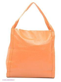 Сумки Oodji                                                                                                              оранжевый цвет