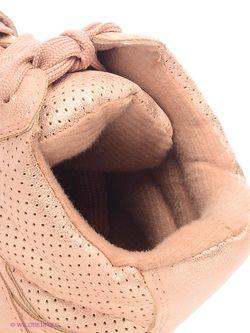 Сникеры Burlesque                                                                                                              розовый цвет