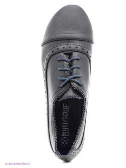 Туфли Burlesque                                                                                                              синий цвет