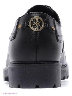 Ботинки Guess                                                                                                              черный цвет