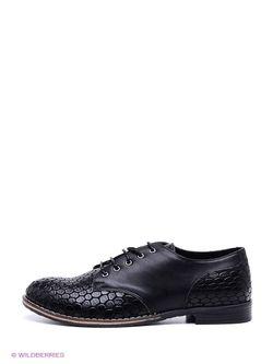 Ботинки Benta                                                                                                              чёрный цвет