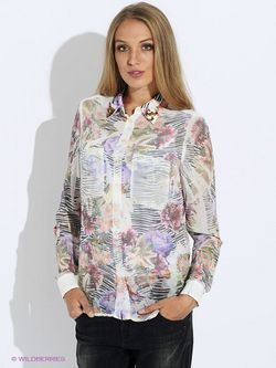 Рубашки Guess                                                                                                              бежевый цвет