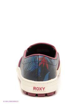 Кеды Roxy                                                                                                              синий цвет