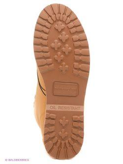 Ботинки Quiksilver                                                                                                              бежевый цвет