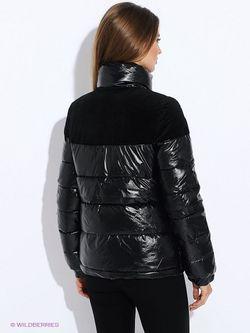 Куртки Oodji                                                                                                              чёрный цвет