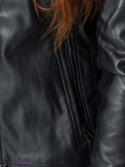 Куртки Oodji                                                                                                              черный цвет