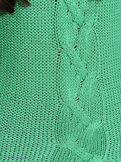 Джемперы Oodji                                                                                                              зелёный цвет