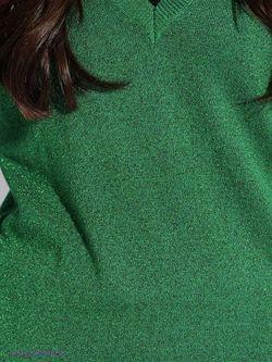 Пуловеры Oodji                                                                                                              зелёный цвет