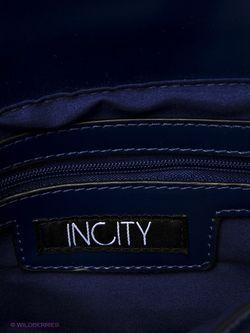 Сумки Incity                                                                                                              синий цвет