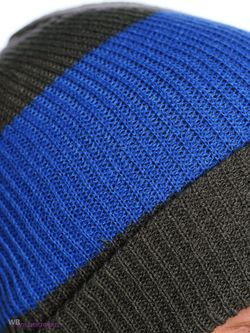 Шапки Quiksilver                                                                                                              голубой цвет