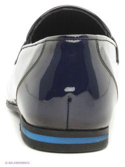 Туфли Atiker                                                                                                              синий цвет