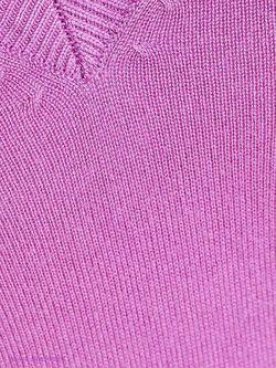 Пуловеры Oodji                                                                                                              Малиновый цвет