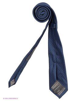 Галстуки s.Oliver                                                                                                              голубой цвет