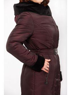 Пальто D`Imma                                                                                                              красный цвет