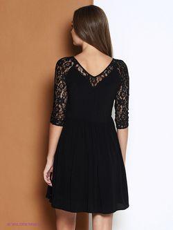 Платья Pepe Jeans London                                                                                                              чёрный цвет