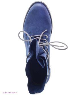 Сапоги Marco Tozzi                                                                                                              синий цвет