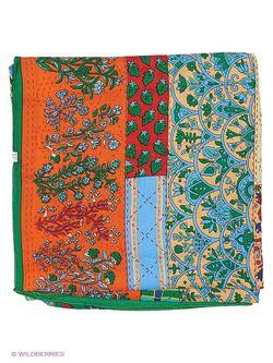 Платки Модные истории                                                                                                              зелёный цвет