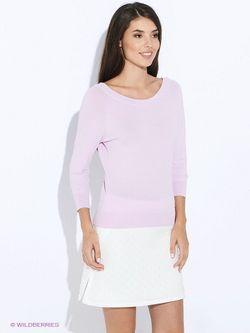 Пуловеры Oodji                                                                                                              фиолетовый цвет