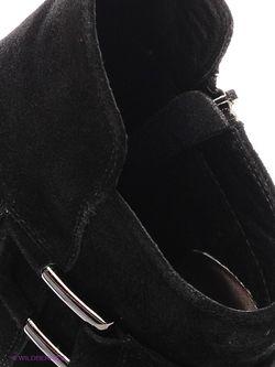 Ботильоны Valley                                                                                                              черный цвет