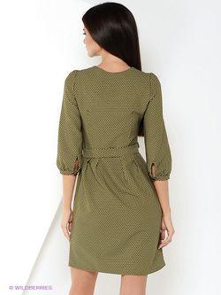 Платья Remix                                                                                                              Оливковый цвет
