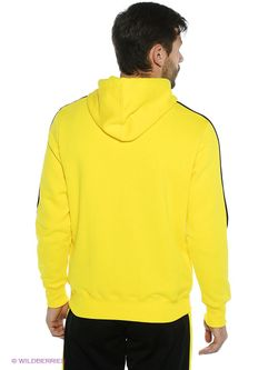 Толстовки Puma                                                                                                              желтый цвет