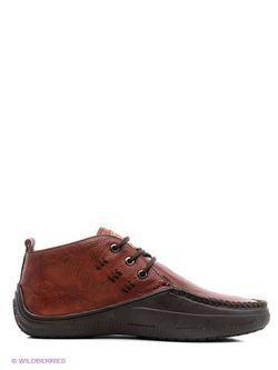 Ботинки El Tempo                                                                                                              красный цвет
