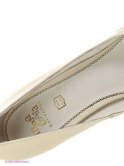 Туфли Moda Donna                                                                                                              бежевый цвет