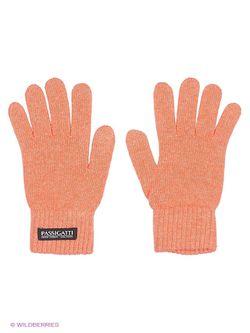Перчатки Passigatti                                                                                                              розовый цвет