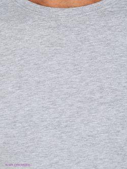 Футболка E-Bound by Earth Bound                                                                                                              серый цвет