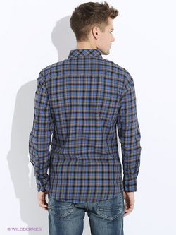 Рубашки E-Bound by Earth Bound                                                                                                              синий цвет