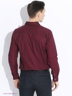 Рубашки E-Bound by Earth Bound                                                                                                              красный цвет