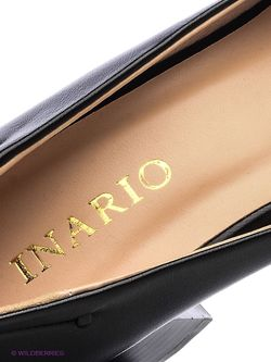 Туфли Inario                                                                                                              черный цвет