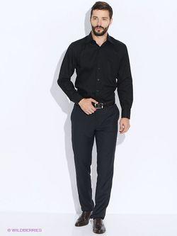 Рубашки Conti Uomo                                                                                                              чёрный цвет