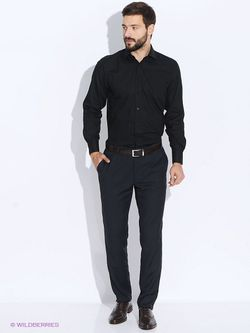 Рубашки Conti Uomo                                                                                                              черный цвет